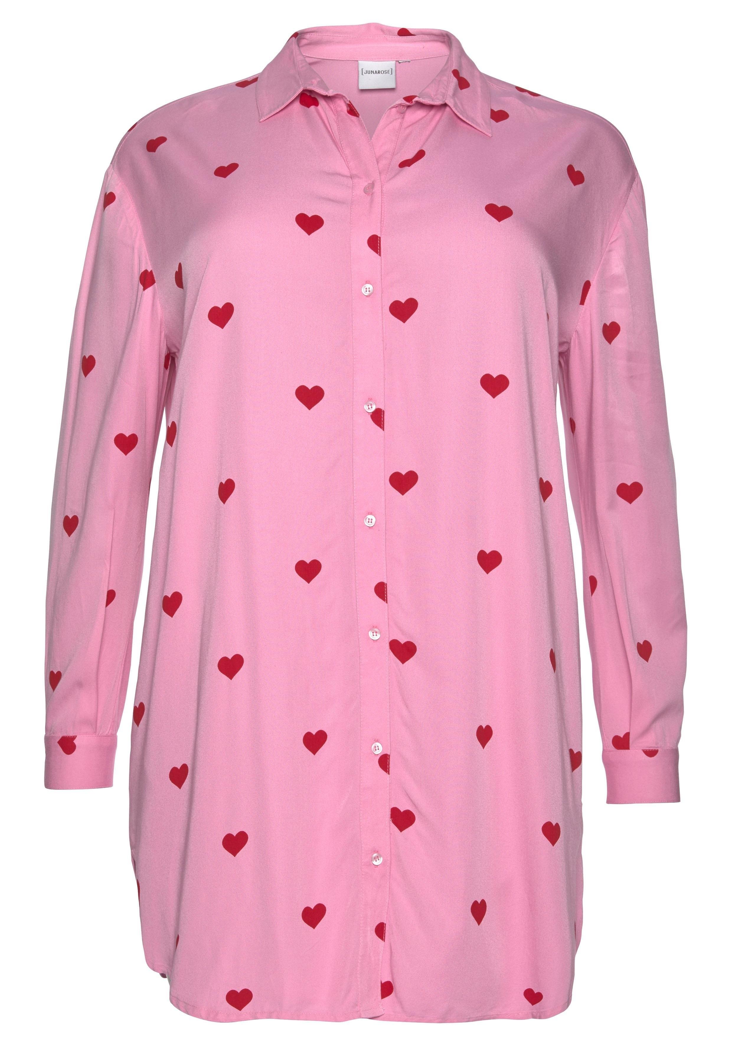 0fb4da8f146628 Junarose lange blouse online bestellen