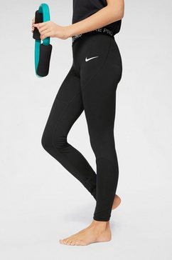 nike functionele tights »girls nike pro tight« zwart