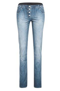 maier sports softshell-broek »sivi« blauw