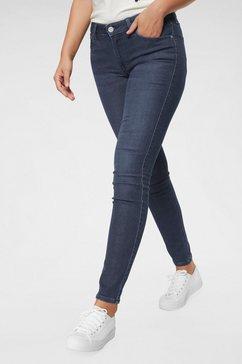 lee skinny jeans »scarlett« blauw
