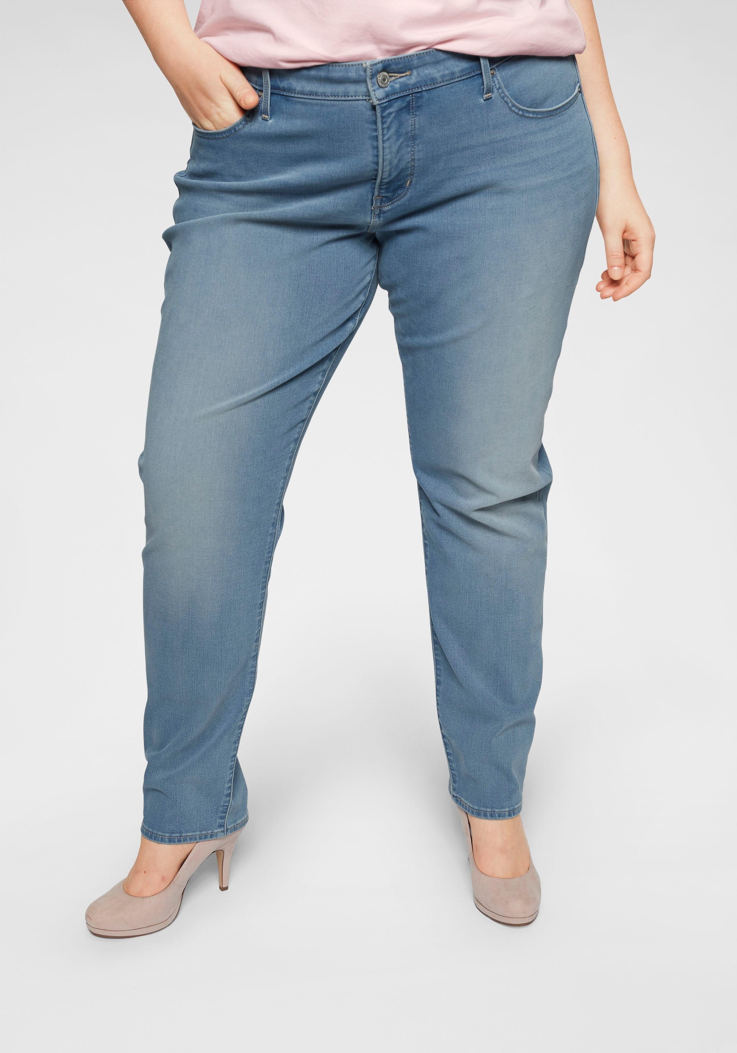 LEVI'S Plus skinny jeans »Plus Size Shaping Skinny