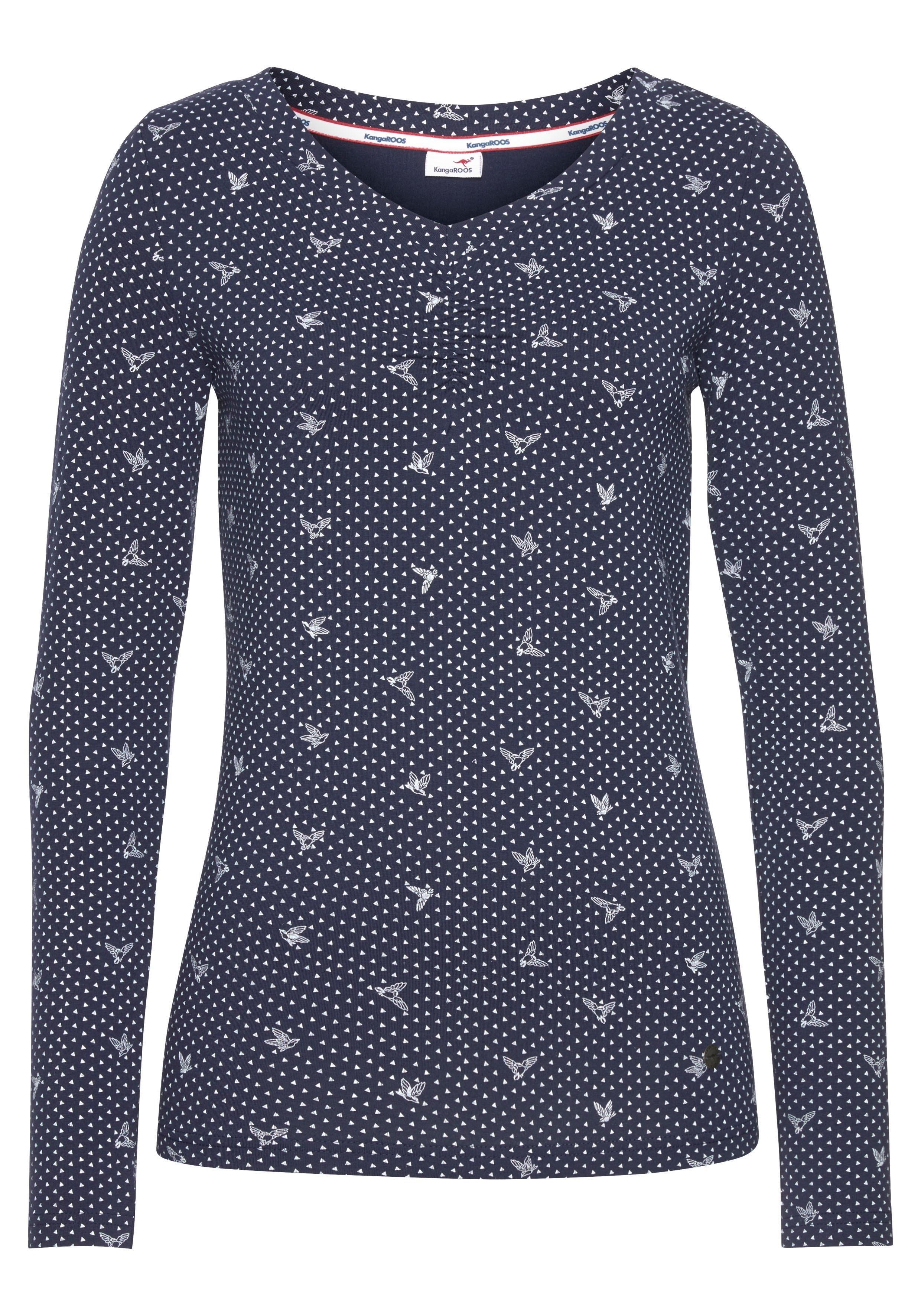 Lange Met Shirt Kangaroos shirtBestellen deligT Bij Mouwenset2 5jqScARL34