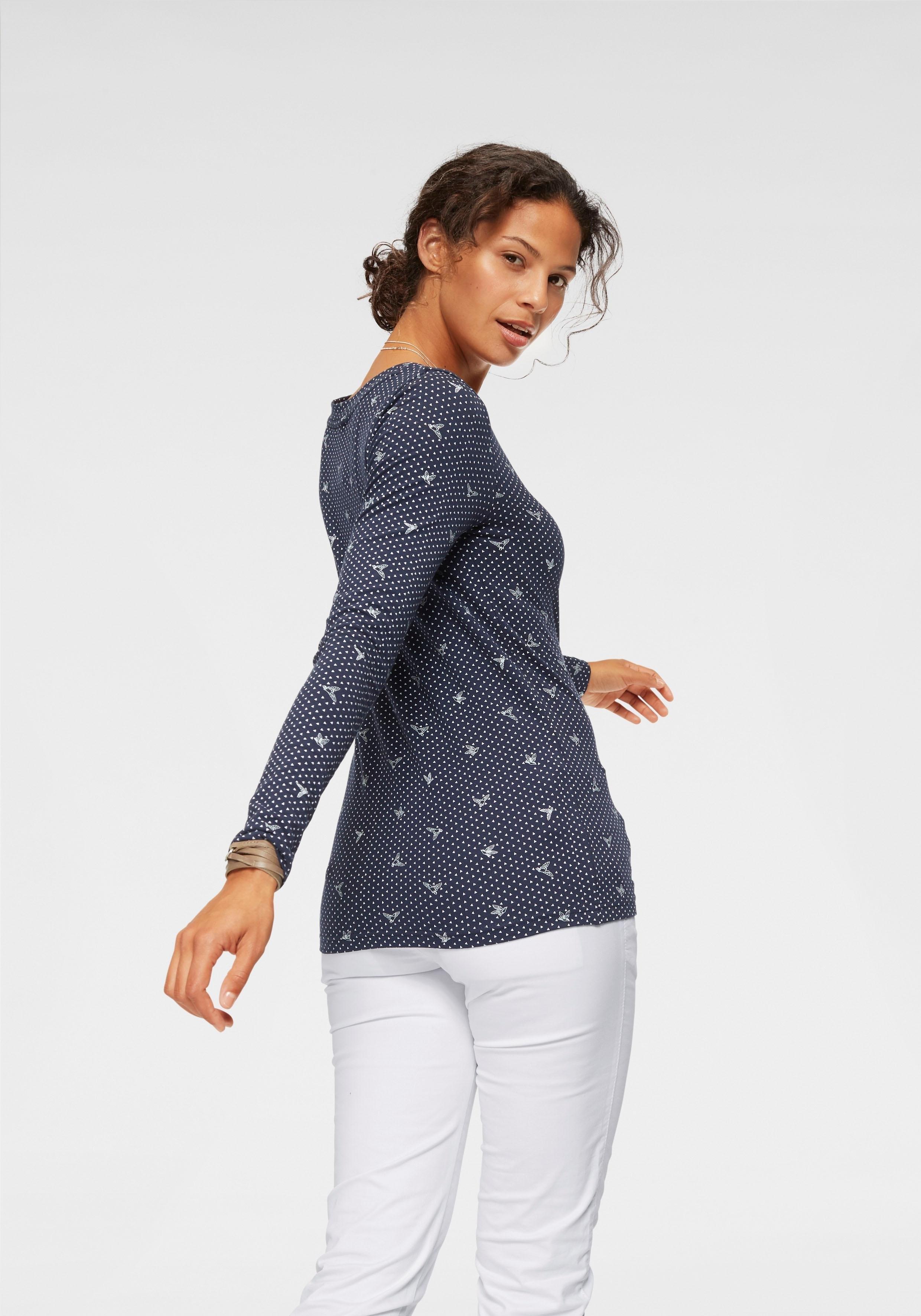 Bij Kangaroos Shirt Met Mouwenset2 Lange deligT shirtBestellen TKFJcl13