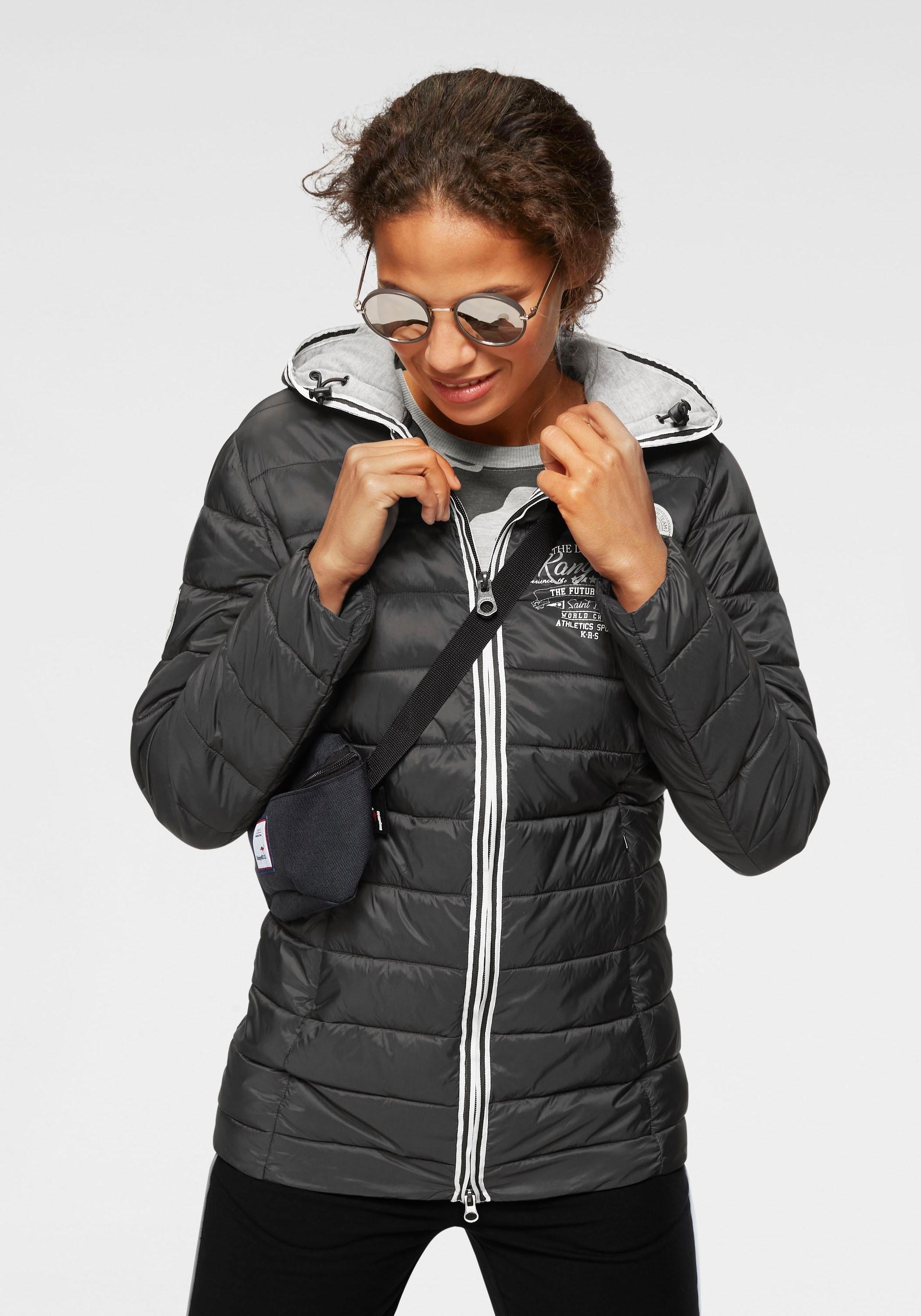 Op zoek naar een KangaROOS gewatteerde jas? Koop online bij OTTO