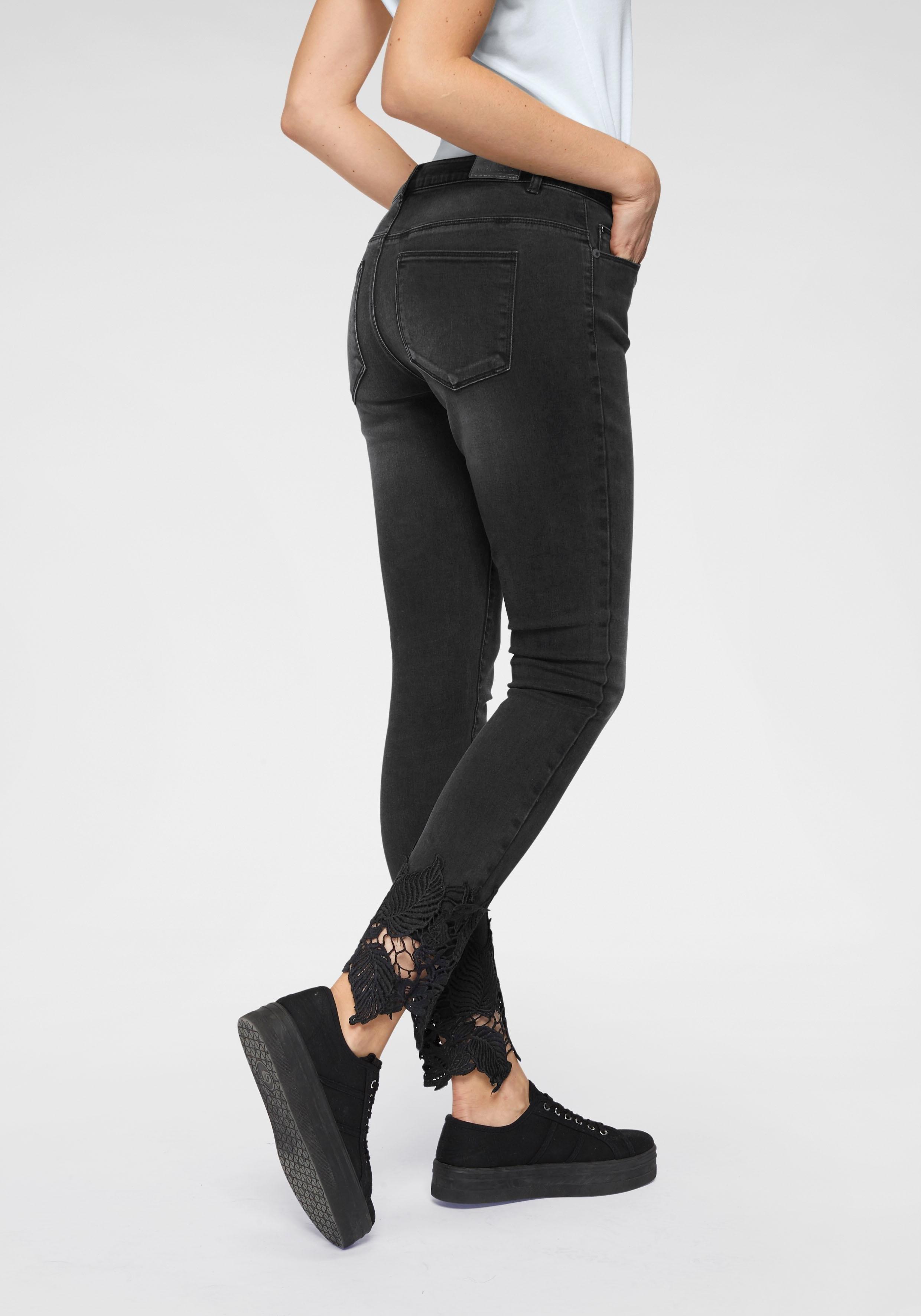 ONLY skinny jeans »CARMEN« nu online kopen bij OTTO
