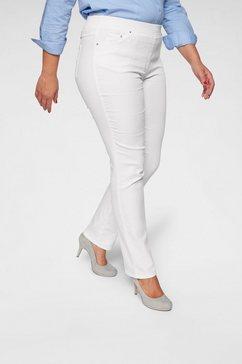 raphaela by brax comfort fit jeans »carina« wit