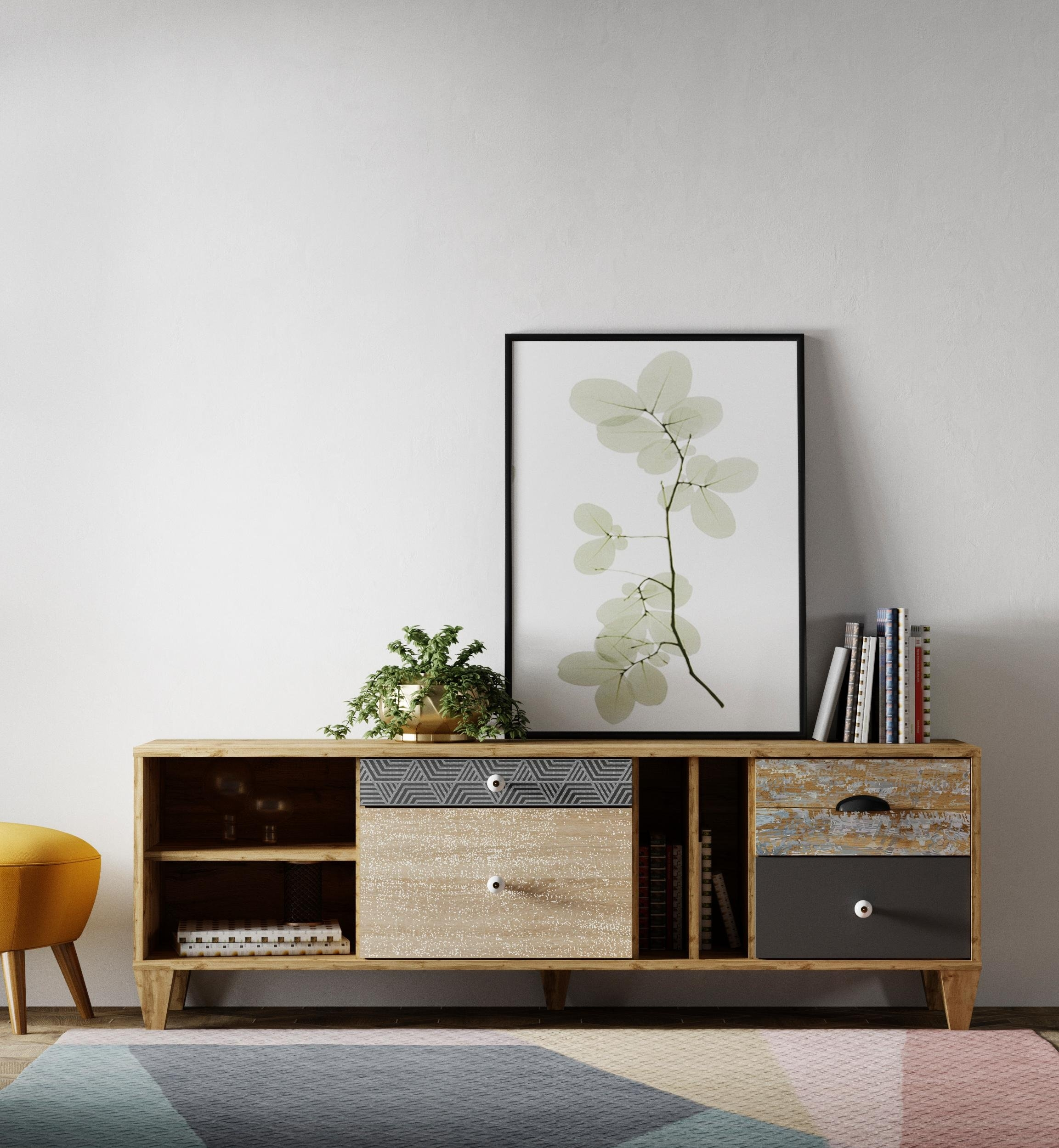 Home affaire tv-meubel »Oker« - gratis ruilen op otto.nl