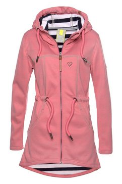 alife and kickin softshell-parka »charlotte d« rood