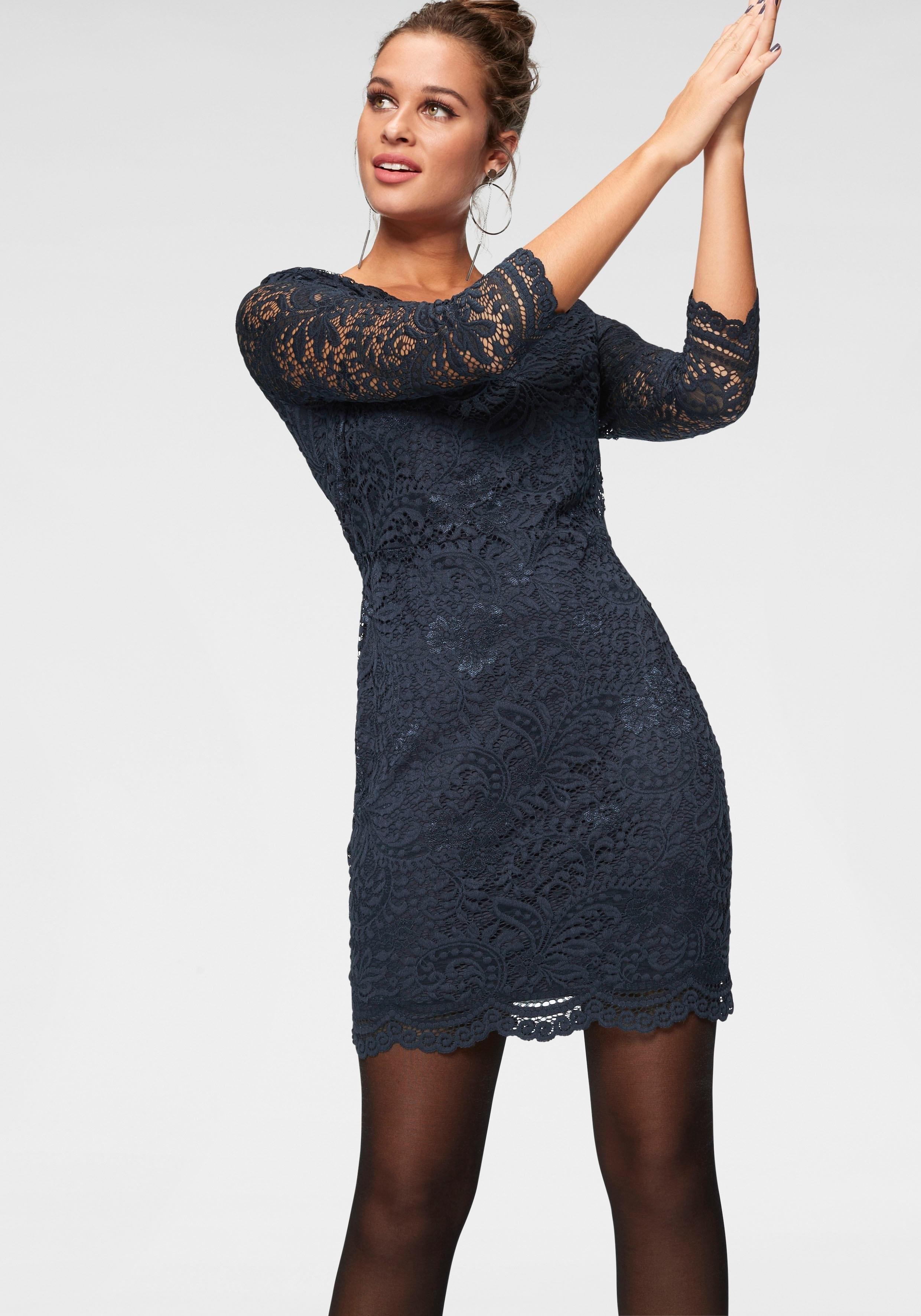 d20a539e73c68f Afbeeldingsbron  Only kanten jurk »NEW SIERRA«