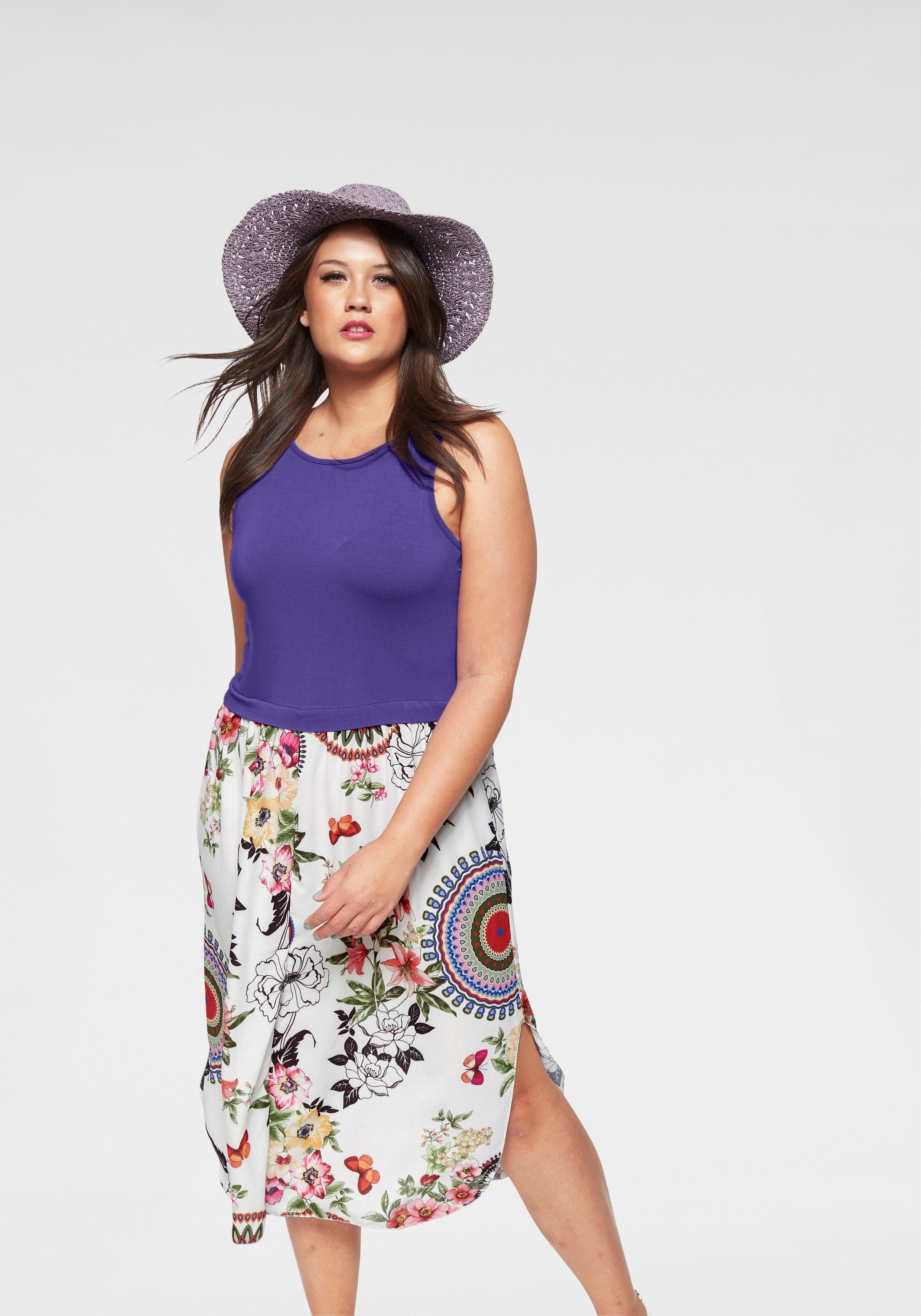Paprika maxi-jurk bij OTTO online kopen