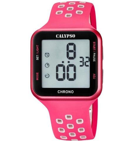 CALYPSO WATCHES digitaal horloge Color Run, K5748/2