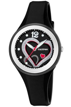 calypso watches kwartshorloge »trendy, k5751-4« zwart