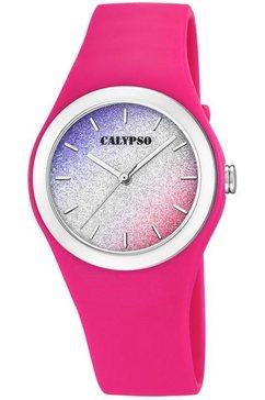 calypso watches kwartshorloge »trendy, k5754-5« roze