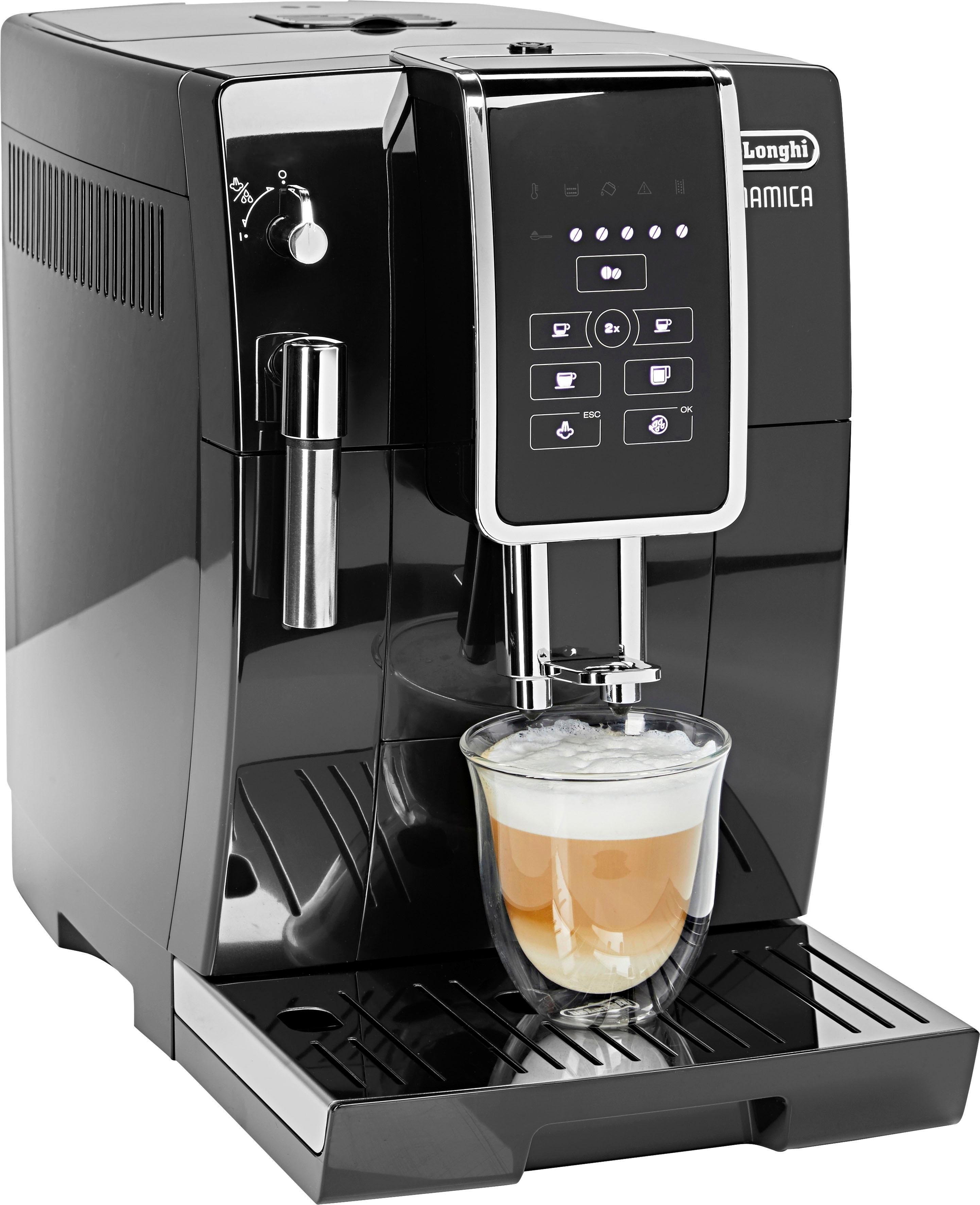 Op zoek naar een De'longhi Delonghi volautomatisch koffiezetapparaat Dinamica ECAM 350.15.B, zwart? Koop online bij OTTO