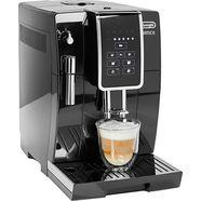 de'longhi volautomatisch koffiezetapparaat dinamica ecam 358.15.b, sensor-bedieningspaneel zwart
