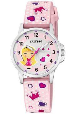 calypso watches kwartshorloge »junior collection, k5776-2« roze