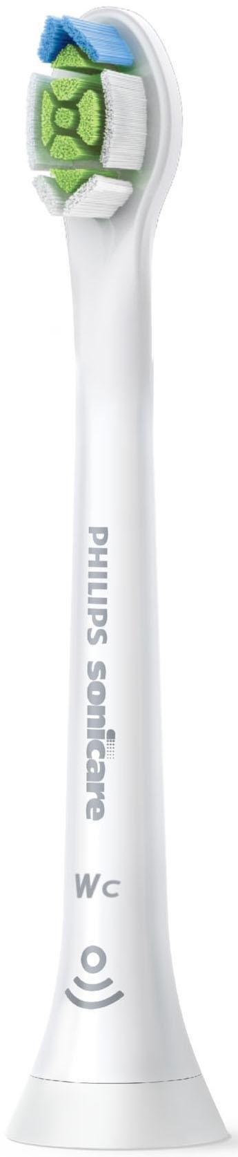 Philips Sonicare opzetborsteltjes HX6074/27 Optimal White Mini nu online kopen bij OTTO