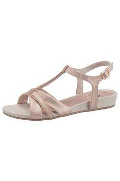 jana sandalen roze