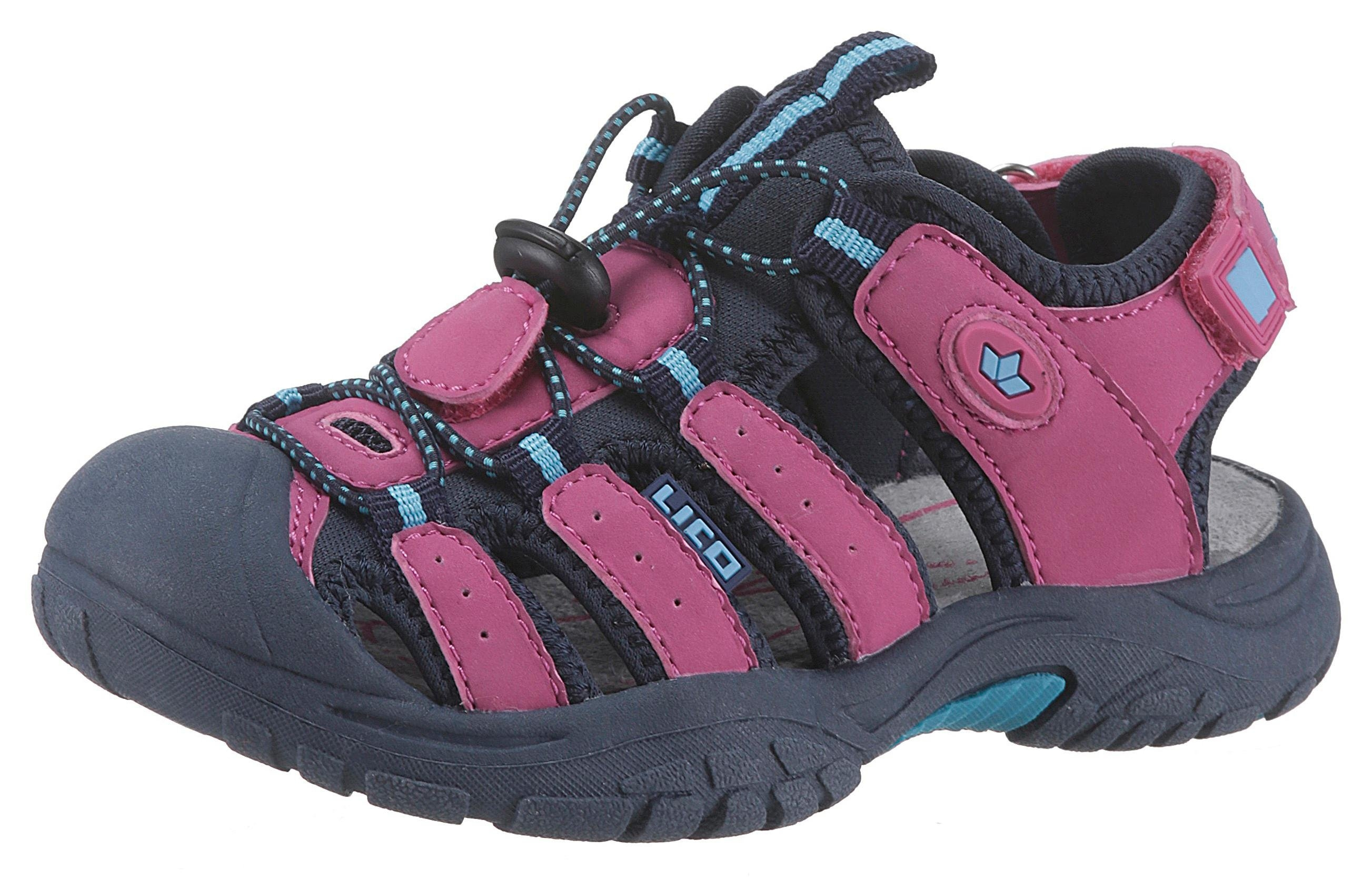 Lico sandalen »Nimbo« nu online kopen bij OTTO