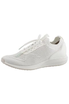 tamaris sneakers »fashletics« wit