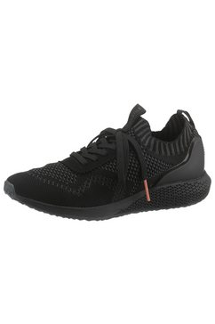 tamaris sneakers »fashletics« zwart