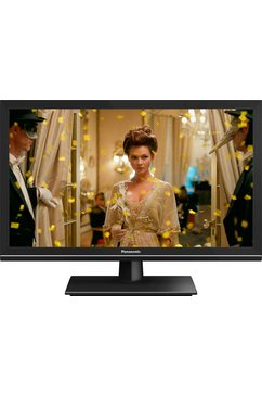 "panasonic led-tv tx-24fsw504, 60 cm - 24 "", hd ready, smart-tv zwart"