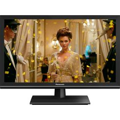 panasonic tx-24fsw504 led-tv (24 inch), hd-ready, smart-tv zwart