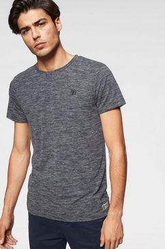 tom tailor denim shirt met ronde hals