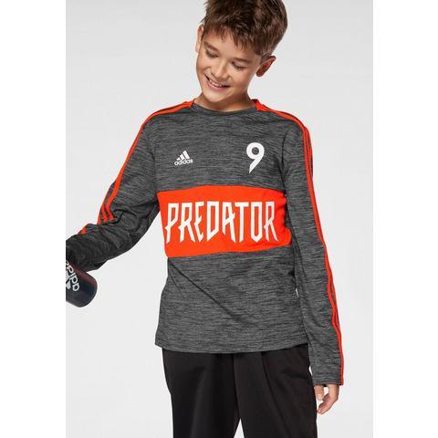 adidas Performance trainingsshirt YOUNG BOYS PREDATOR LONGSLEEVE JERSEY
