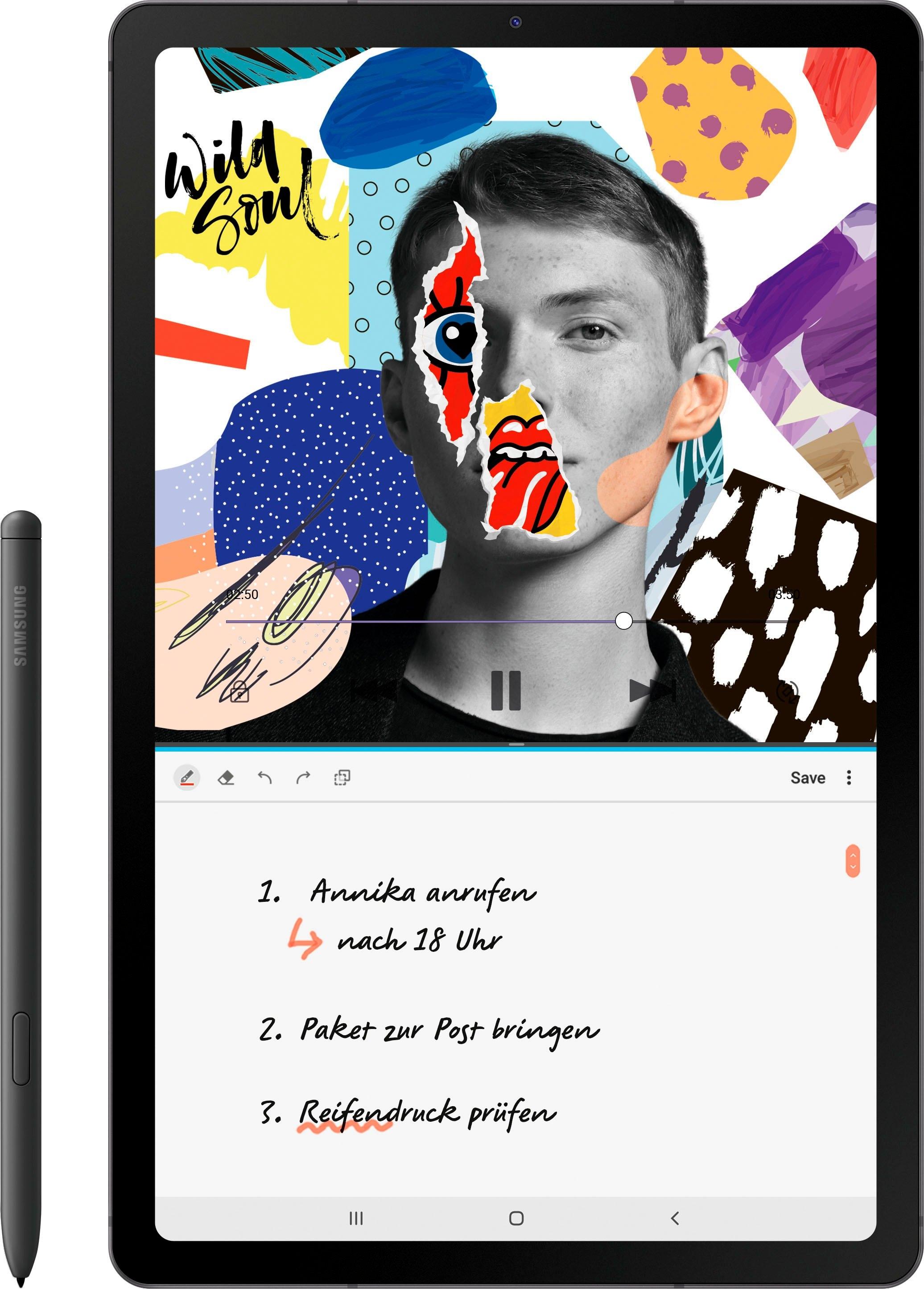 Samsung tablet Galaxy Tab S6 Lite LTE nu online bestellen