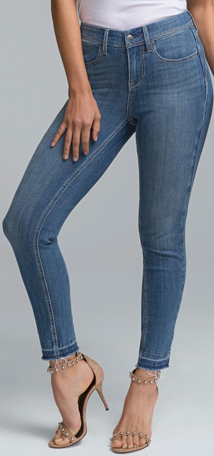 Nydj Boost Skinny »in Curves 360 Denim« - gratis ruilen op otto.nl