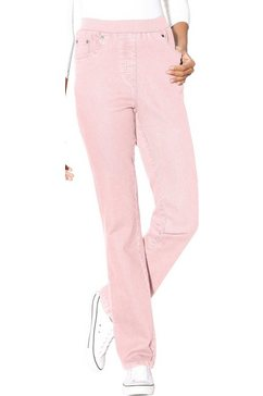 jeans in stretchkwaliteit roze