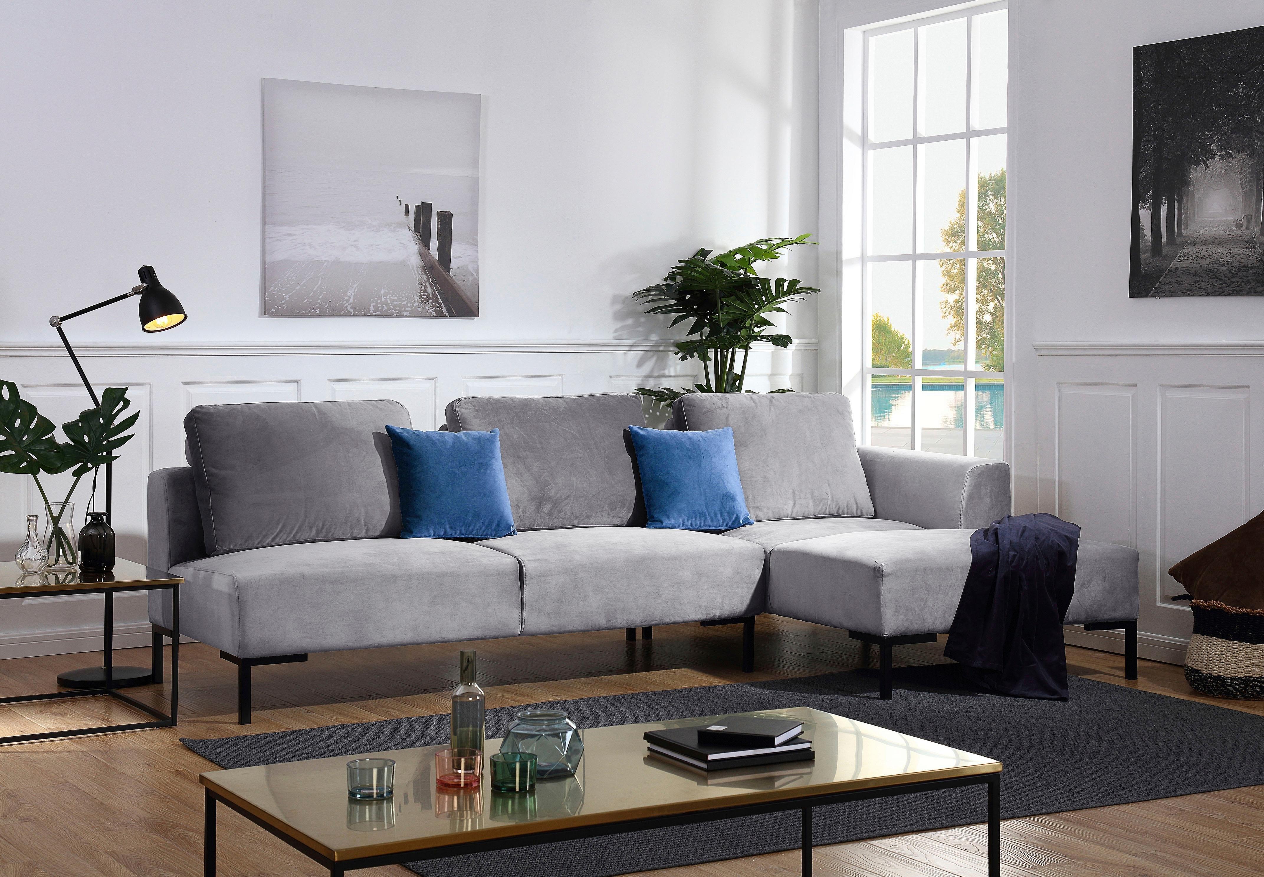 Op zoek naar een ATLANTIC home collection hoekbank? Koop online bij OTTO