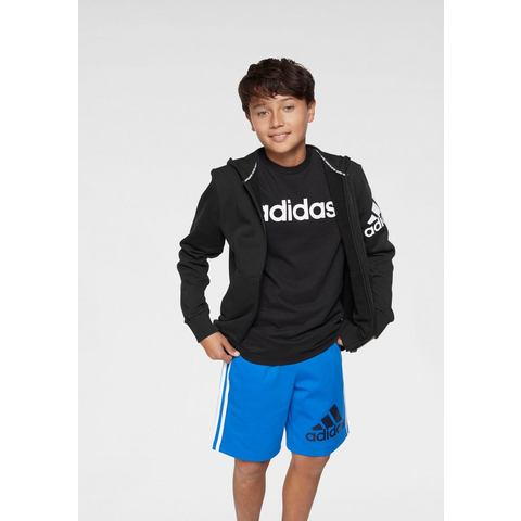 adidas Performance capuchonsweatvest YOUNG BOYS MUST HAVE BATCH OF SPORT FULLZIP HOODY