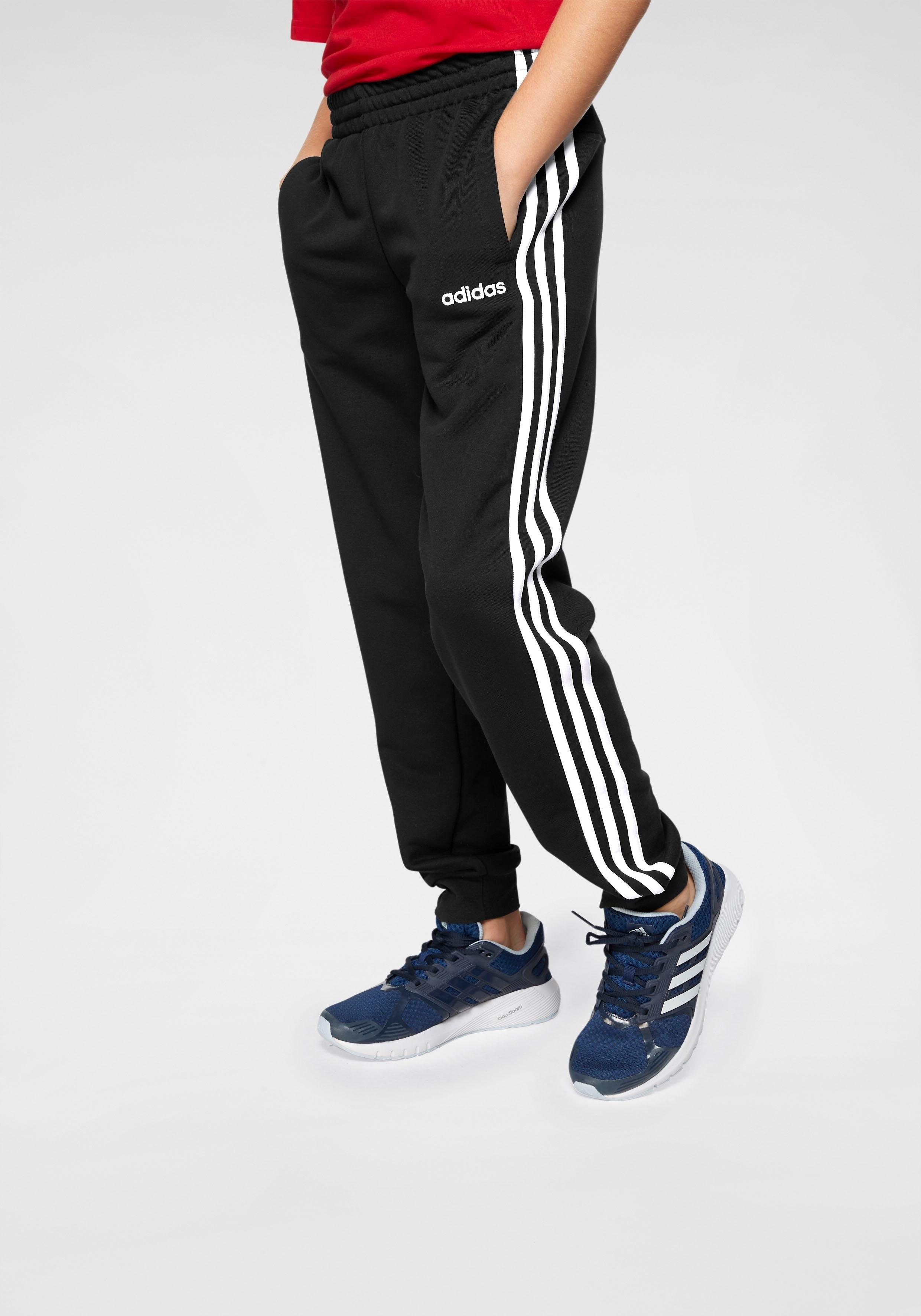 Joggingbroek Van Met.Adidas Joggingbroek E 3 Stripes Pant Online Bij Otto