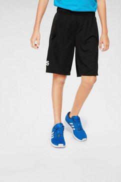 adidas performance trainingsshort »young boy training equipment knit shorts« zwart
