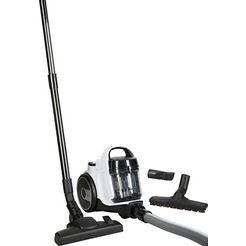 bosch stofzuiger bgs05aaa1 cleann'n compact met overtuigend reinigingsresultaat. kan ruimtebesparend opgeborgen worden. wit