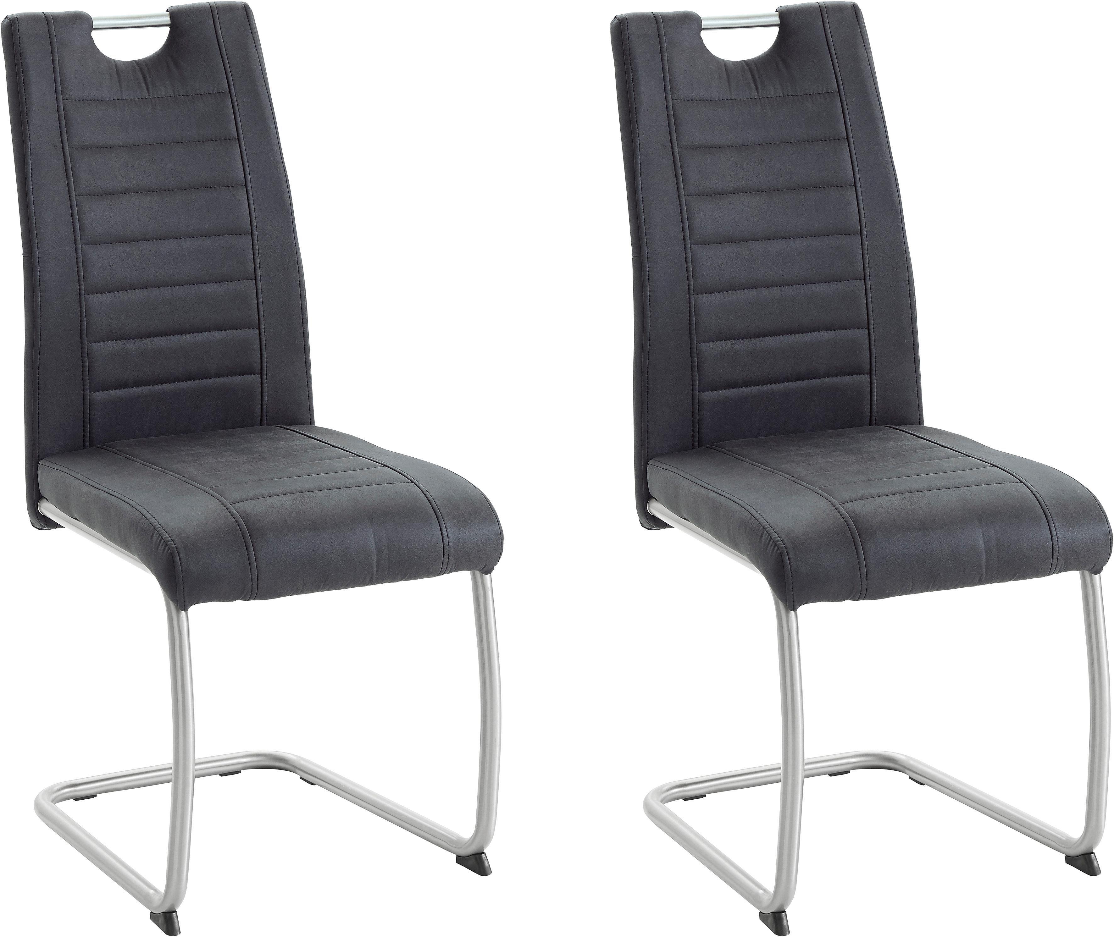 Vrijdragende stoel (set van 2 of 4) goedkoop op otto.nl kopen