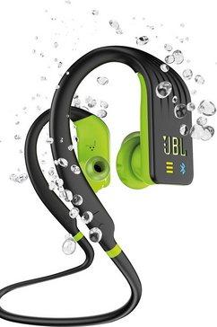 jbl in-ear-hoofdtelefoon endurance dive groen