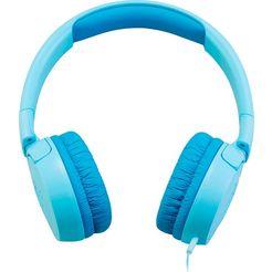 jbl -hoofdtelefoon jr300bt voor kinderen blauw