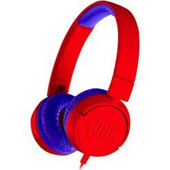jbl -hoofdtelefoon jr300bt voor kinderen rood