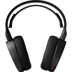 steelseries »arctis 5 (2019 edition) usb + rgb« gaming-headset (bedraad, ruisonderdrukking) zwart
