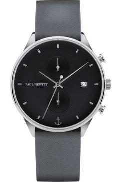 paul hewitt chronograaf »ph-c-s-m-48m« grijs