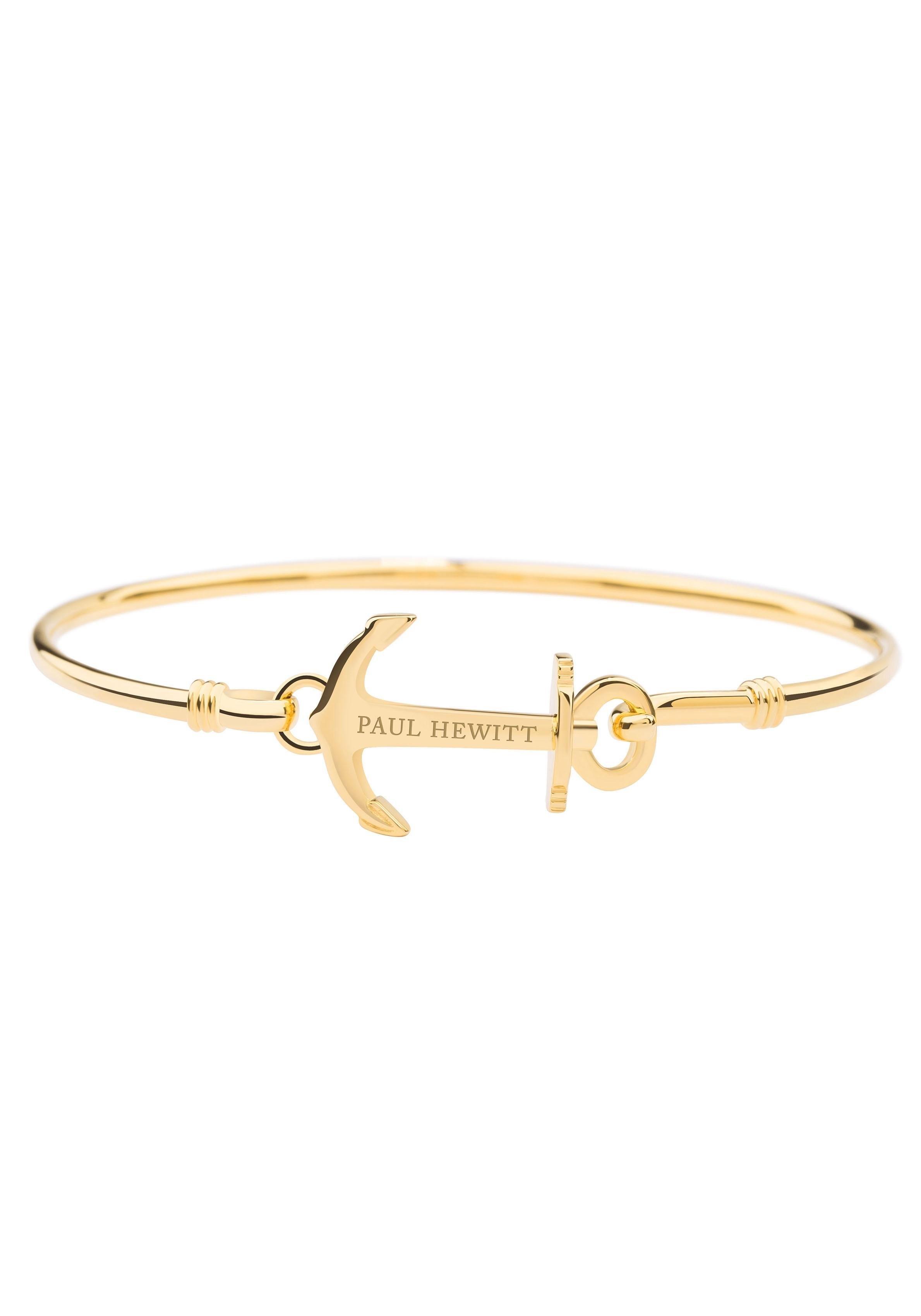 Paul Hewitt armband »Armreif Anchor Cuff IP Gold, Größe S, M, L, PH-BA-A-G-S, M, L« bij OTTO online kopen