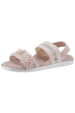 bugatti sandalen roze