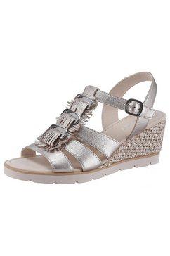 gabor sandaaltjes beige