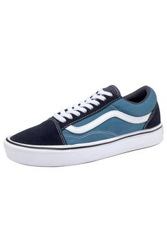 vans sneakers »comfycush old skool« blauw