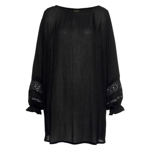 Lascana blousejurkje zwart