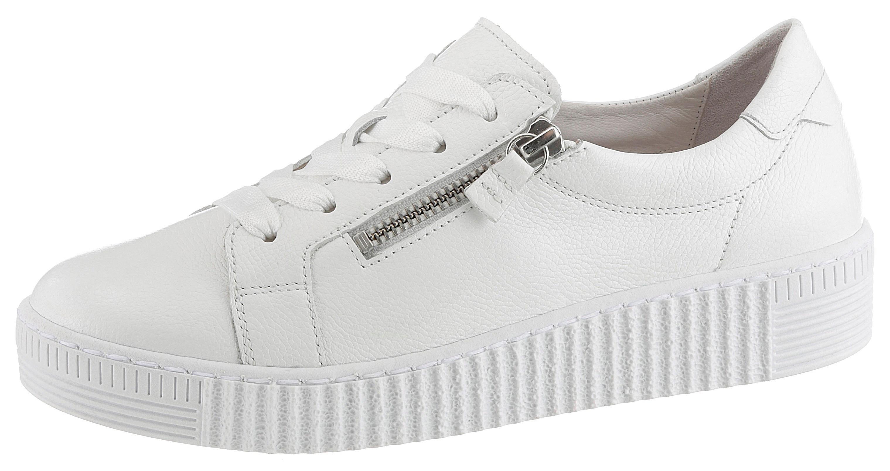 Gabor sneakers met plateauzool - verschillende betaalmethodes