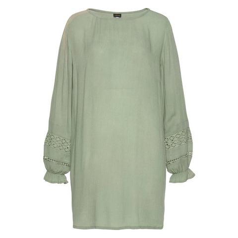 Lascana blousejurkje groen